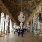 ベルサイユ宮殿で貝殻の化石跡を発見!